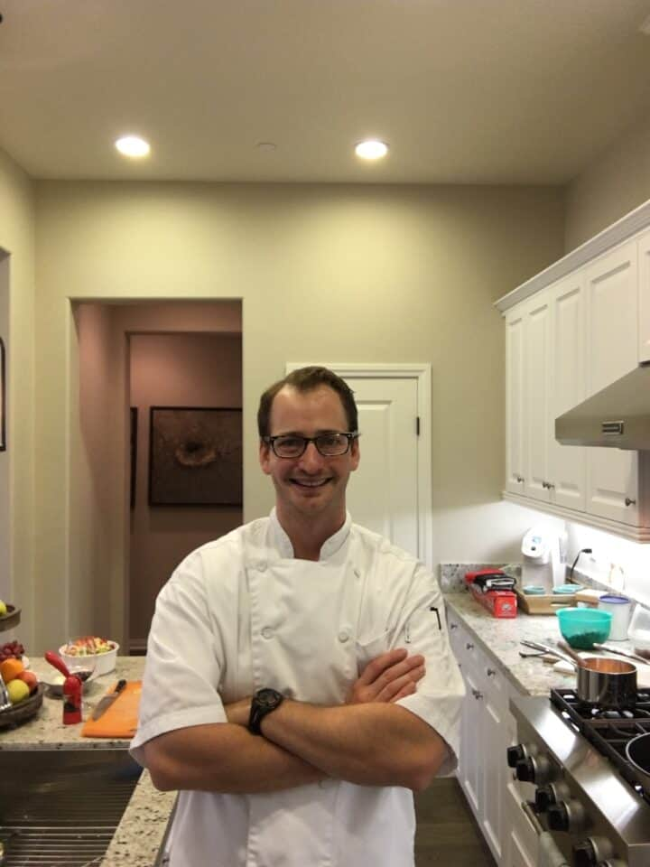 Chef Mike Cleavenger