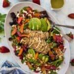 chicken salad featured image